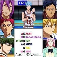 Kuroko no basket doujinshi - Basketball Kuroko No Basket Characters, Susanoo Naruto, Desenhos Love, Kiseki No Sedai, Anime City, Akakuro, Generation Of Miracles, Anime Family, Kimi No Na Wa