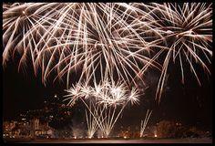 Cristina Clara Fotografía: Fuegos Artificiales