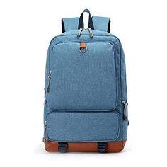 2984ab261b Amazon.com  Military Inspired Laptop Backpack School Travel Hiking Sling  Bags USB Charging Port