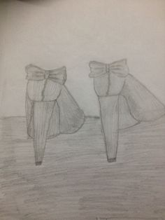 Painting pencil painting ,sandals painting ,drawing,art