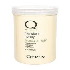 Qtica Smart Spa Mandarin Honey Moisture Mask - 38 oz