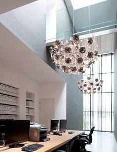 BRAND VAN EGMOND DESIGN STUDIO, NAARDEN, NL Designed by William Brand, the Head office of BRAND VAN EGMOND also features a design studio and showroom with the wide-ranging collection of BRAND VAN EGMOND.