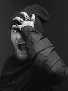 Biglietto Faccia E Maschera Costume Mike Shinoda Celebrità Maschera