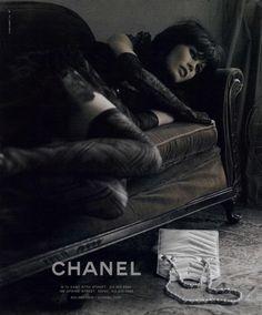 Chanel, Ad Campaign Fall/Winter 2008