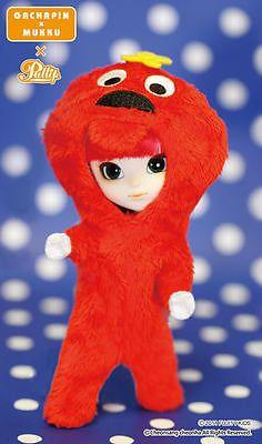 Little Pullip Dolls Docolla Mukku Mini Doll Anime Fashion GachapinJapanese