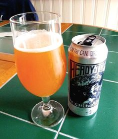 Heady Topper Double IPA Clone Recipe | E. C. Kraus Homebrewing Blog