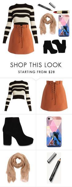 """""""Untitled #106"""" by martabernardooficial ❤ liked on Polyvore featuring Proenza Schouler, Chicwish, ALDO, Casetify, Ermanno Scervino, Burberry and L'Oréal Paris"""