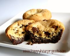 Happy Hour Projects: Chocolate Chip Hybrids Cookie Recipe