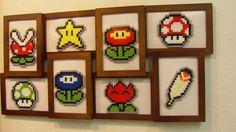 Mario Figures