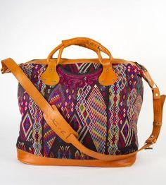 Sonia Handwoven Day Bag.