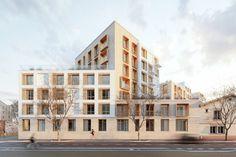 Concours pour la construction de logements à BAGNOLET(93)