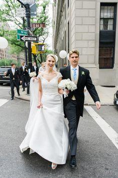 Elegant Manhattan Wedding University Club   photography by http://www.katharrisweddings.com