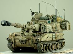 This awesome model is build by the very talented and one of my favorite modelers Volker Bembennek...