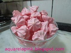 Aquarela Pink: [Receita] Suspiro de gelatina