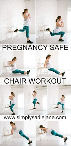 PREGNANCY SAFE WORKOUT FOR ALL HUMANS!