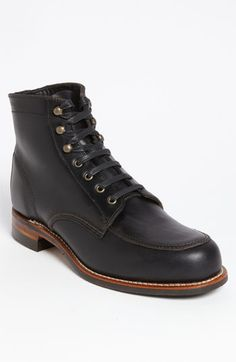 Wolverine '1000 Mile - Courtland' Moc Toe Boot | Nordstrom