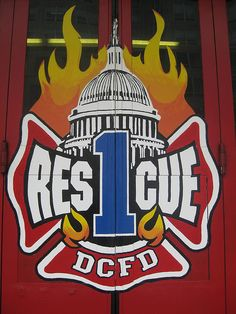 DCFD RESCUE 1 - once a squad man always a squad man