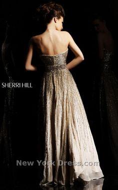 Sherri Hill 8437 thumbnail
