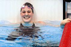 Missy Franklin - gold for 100 meter backstroke