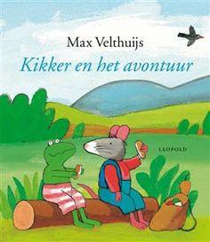 Libris-Boekhandel: Kikker en het avontuur - Max Velthuijs (Hardcover, ISBN: 9789025859435)