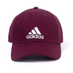 Unisex Original Adidas Sport Caps ❤ liked on Polyvore featuring accessories, hats, adidas, polyester hat, adidas hat, print hats and adidas cap
