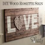 Instead of letters, maybe make this a photo board with clips/stained clothes pins... And/or do one with letters for the basement. Oh! Or headboard!