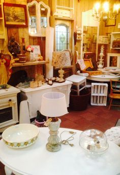 Beautiful old furniture and living accessories by DBM