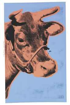 Andy Warhol, Cow #WarholatChristies