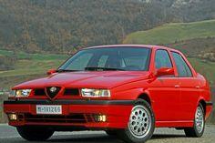 Alfa Romeo Gtv6, Alfa Romeo 155, Alfa Romeo Cars, Alfa Romeo Giulia, Maserati, Ferrari, Carros Retro, Smile Images, Dream Cars