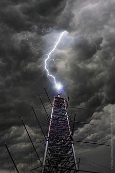 Severe Lightning Storms