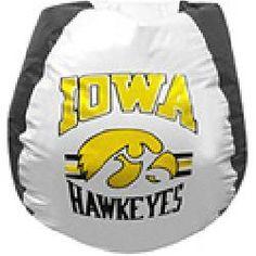 Bean Bag Boys Iowa Hawkeyes Bean Bag Chair