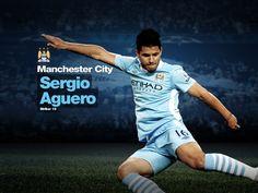 Sergio Kun Aguero, Manchester City