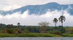 Lake Malawi, Malawi. Mist coming in over Lake Malawi. #Africa #travel #landscape