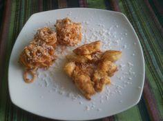 Piccata Bolonaise Chicken, Meat, Food, Essen, Meals, Yemek, Eten, Cubs