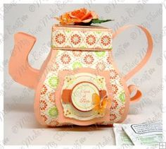 handmade teapot gift box http://laurenm.blogs.splitcoaststampers.com/category/mytime-movievideos/