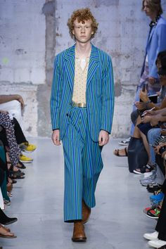 MFW: Marni Men's SS18 | Wonderland Magazine