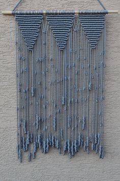 Home Decorative Macrame Wall Hanging от Mrcolmar на Etsy