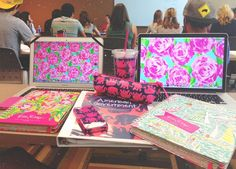 So much Lilly Pulitzer!!! You should try this @Anna R