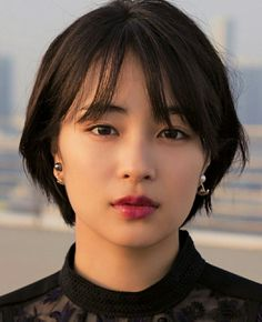 Read more about easy short hairstyles Shot Hair Styles, Curly Hair Styles, Girl Short Hair, Short Hair Cuts, Hair Inspo, Hair Inspiration, Korean Short Hair, Japanese Short Hair, Hair Streaks