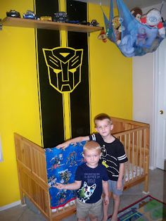 Transformers Little Boysu0027 Bedroom Ummm, ...