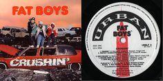 FAT BOYS Crushin' 1987 UK RARE 10TRK LP 33 VINYL ALBUM RAP 80s URBLP 3 FREE | eBay