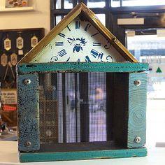 Pollinator House with Pediment