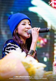 Dara 2NE1 AON Press Conference Philippines Sandara Park, All Or Nothing, 2ne1, Yg Entertainment, Philippines, Winter Hats, Beanie, Pictures, Shangri La