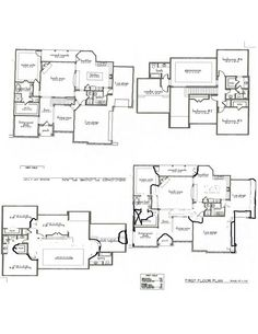 handicap house plans with photos | Handicapped Style House Floor ...
