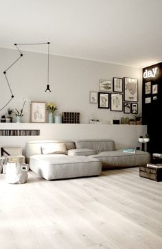 Minimalist Living Room Ideas - Locate your favored Minimal living-room pictures right here. Check out photos of motivating Minimalist living-room design ideas to develop your excellent house. House Design, Room Design, Interior, Home, Minimalist Living Room, House Interior, Interior Design, Home And Living, Living Room Designs
