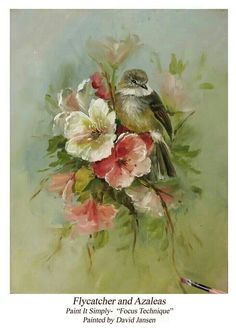 Sanat - çiçekler