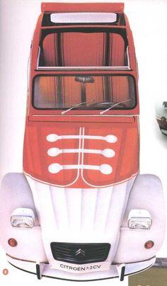 Citroën 2CV6 CT Marcatelo 1982 dite 'Naranjito'. Série spéciale de la 2CV6 française à quelques choses près destinée au marché hispanique, en 1982 l'Espagne organise le championnat du monde de football. Initialement prévue à 500 exemplaires, elle sera finalement produite à 300 exemplaires. Chaque exemplaire produit a été numéroté de manière distincte à gauche de la porte de malle et à droite elle porte un logo '2CV 82'