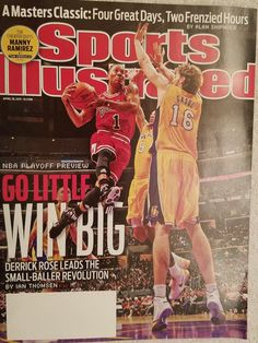 428356afd Sports Illustrated April 18