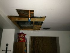 Installing fire sprinklers in a lived in house