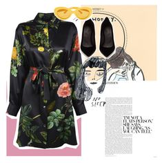 """""""Untitled #85"""" by diankounicorn on Polyvore featuring Maison Margiela"""